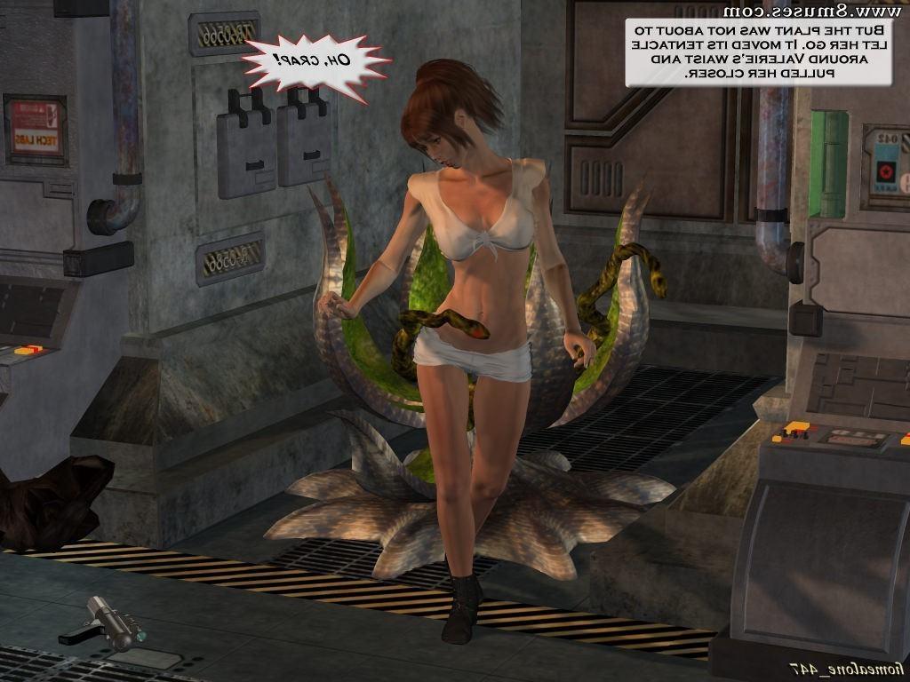 Monster Cartoon Porno