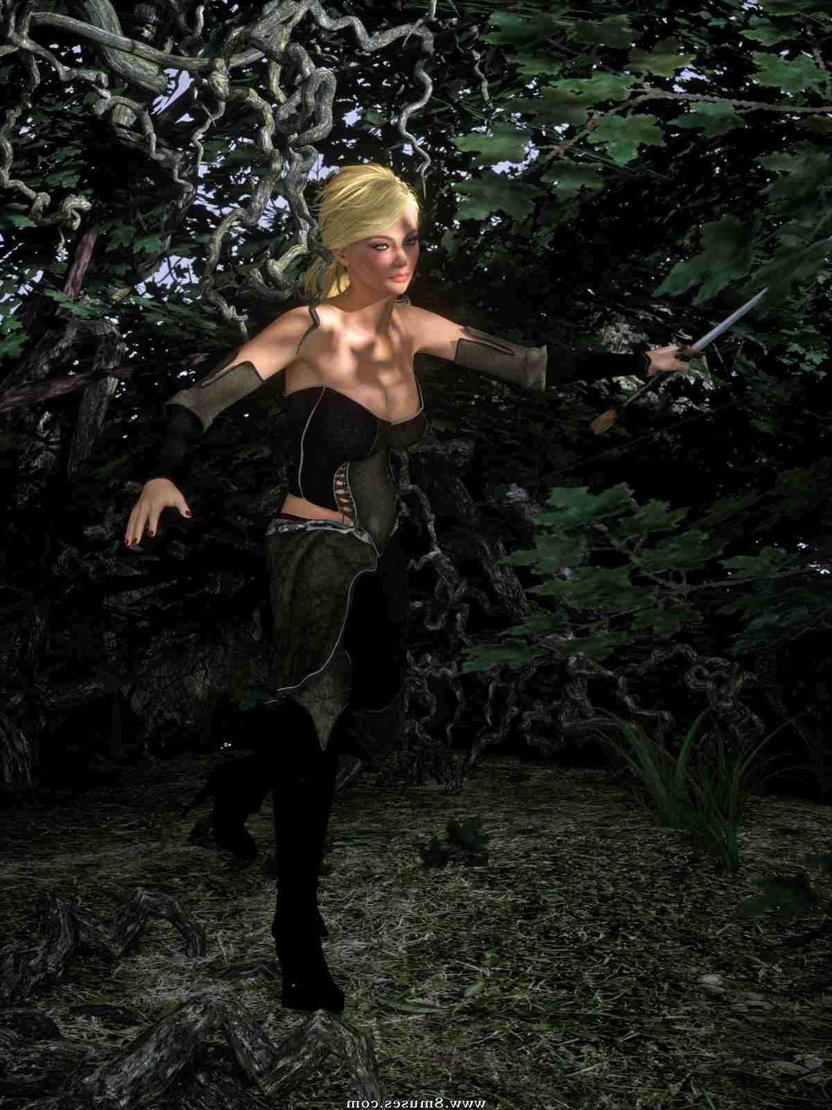 Knight Elayne – Dark Eyes in the Forest
