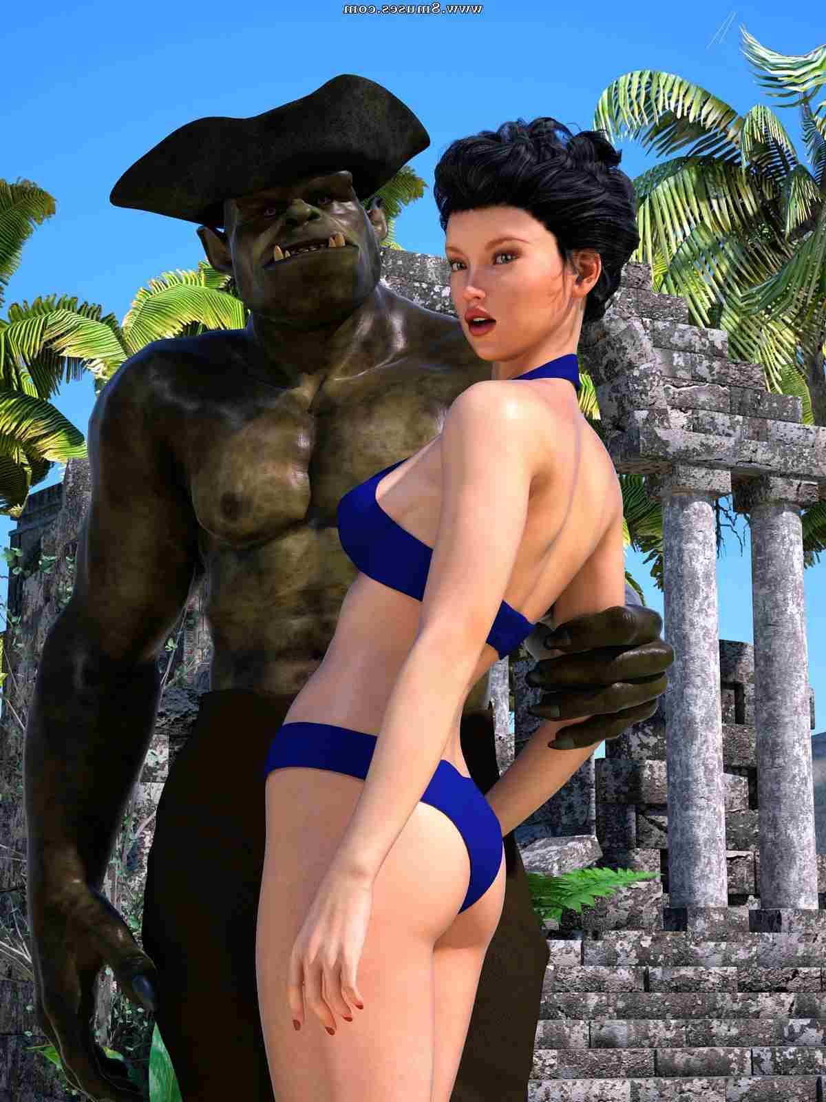 Sorceress Lori – Beach Day – Part 3