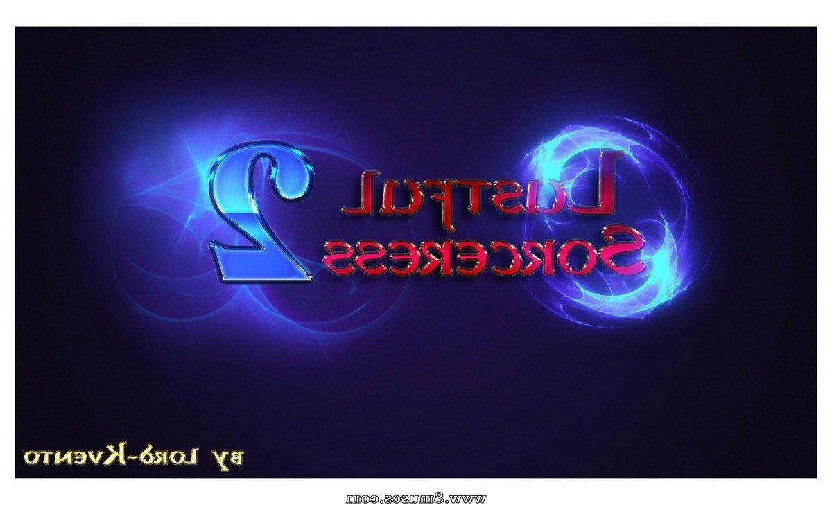 Lustful Sorceress 2