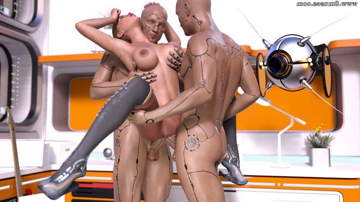 Порно фильм мой муж робот смотреть