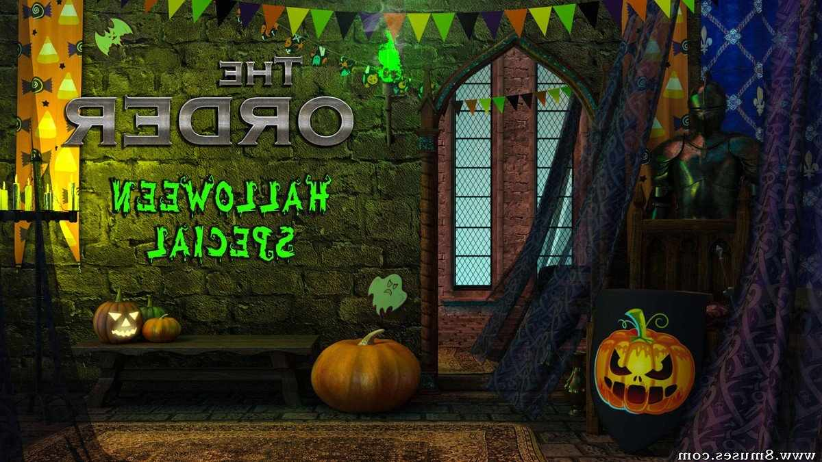 The Order – Halloween Special