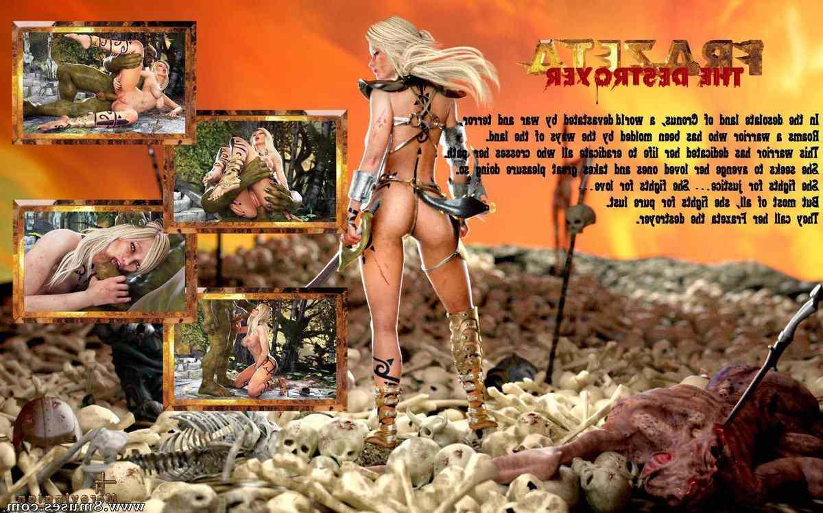 Frazeta The Destroyer