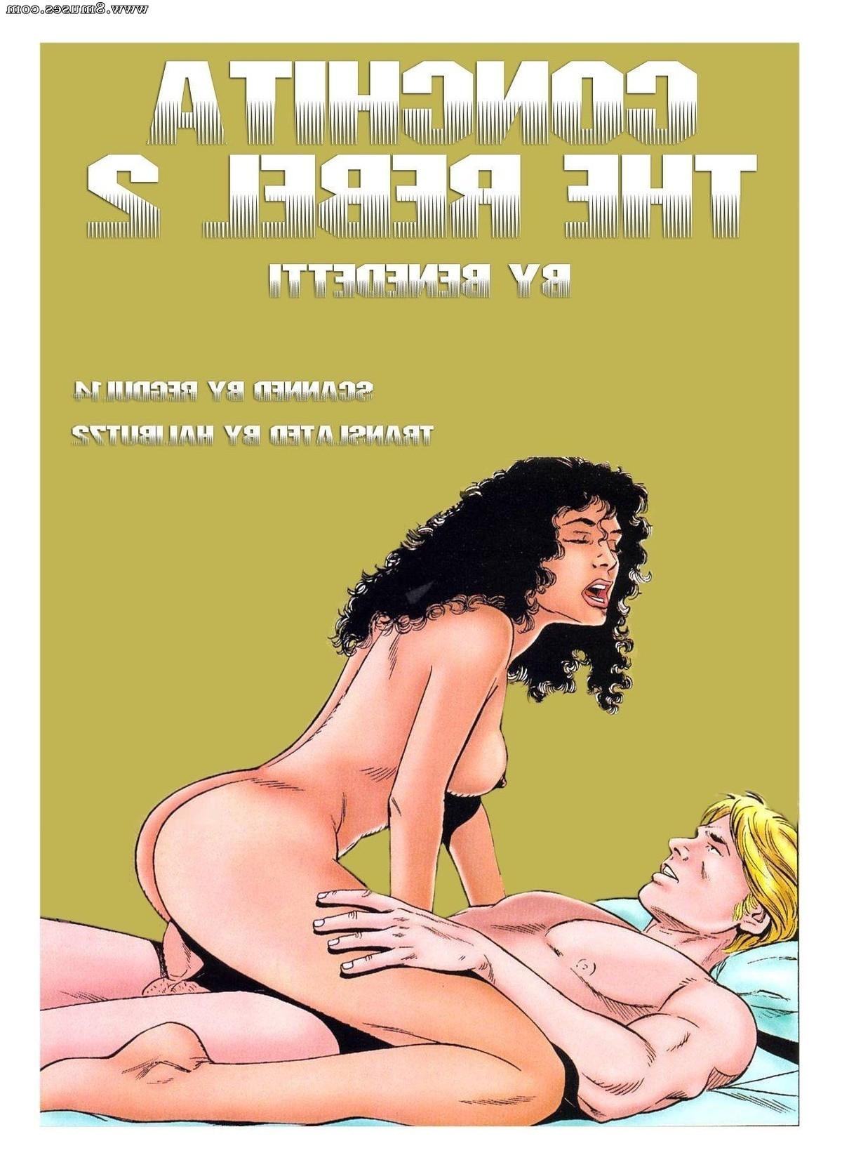 Conchita the Rebel – Issue 2