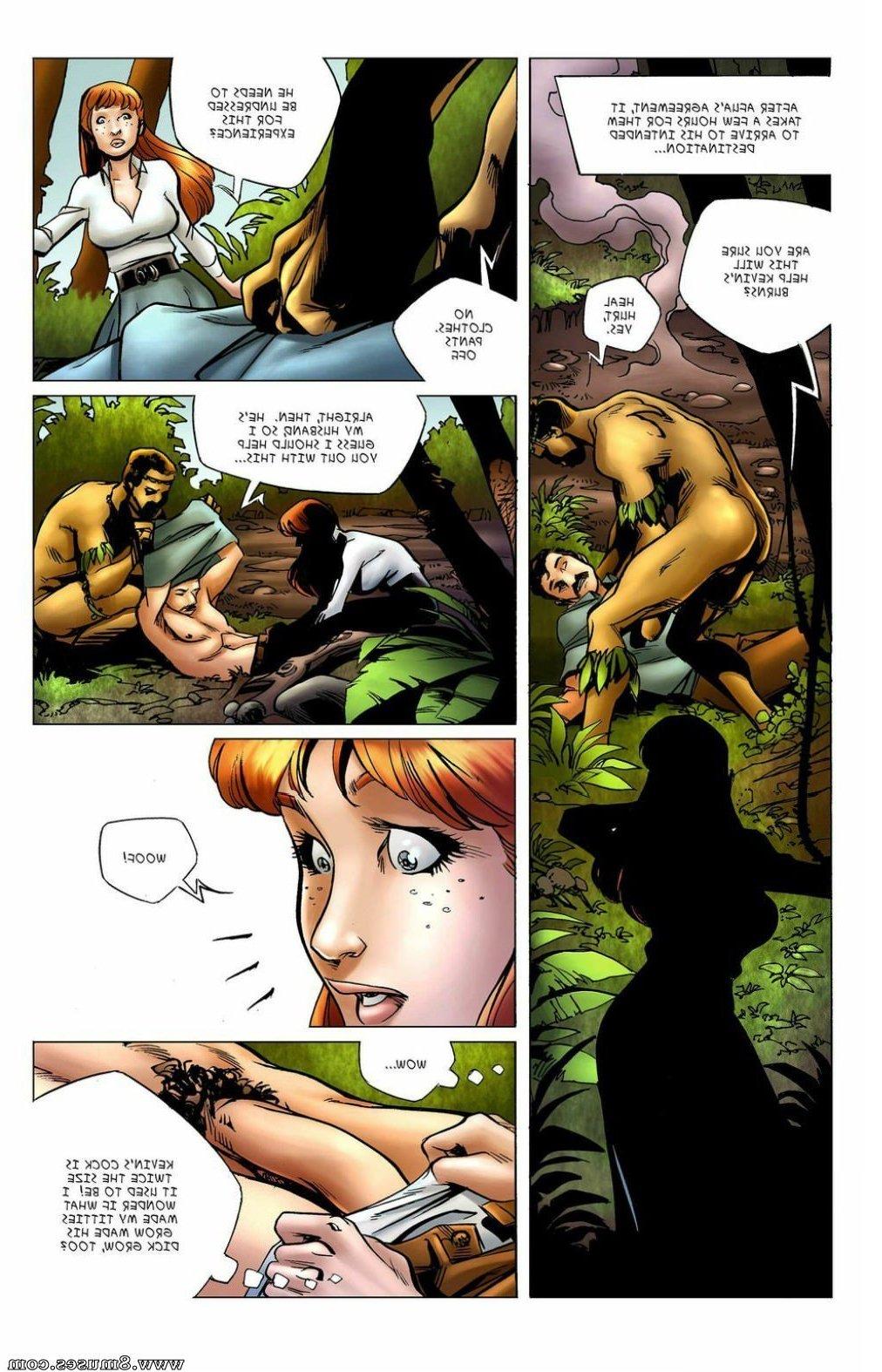 Island Paradise Issue 2 Sex Comics-7643