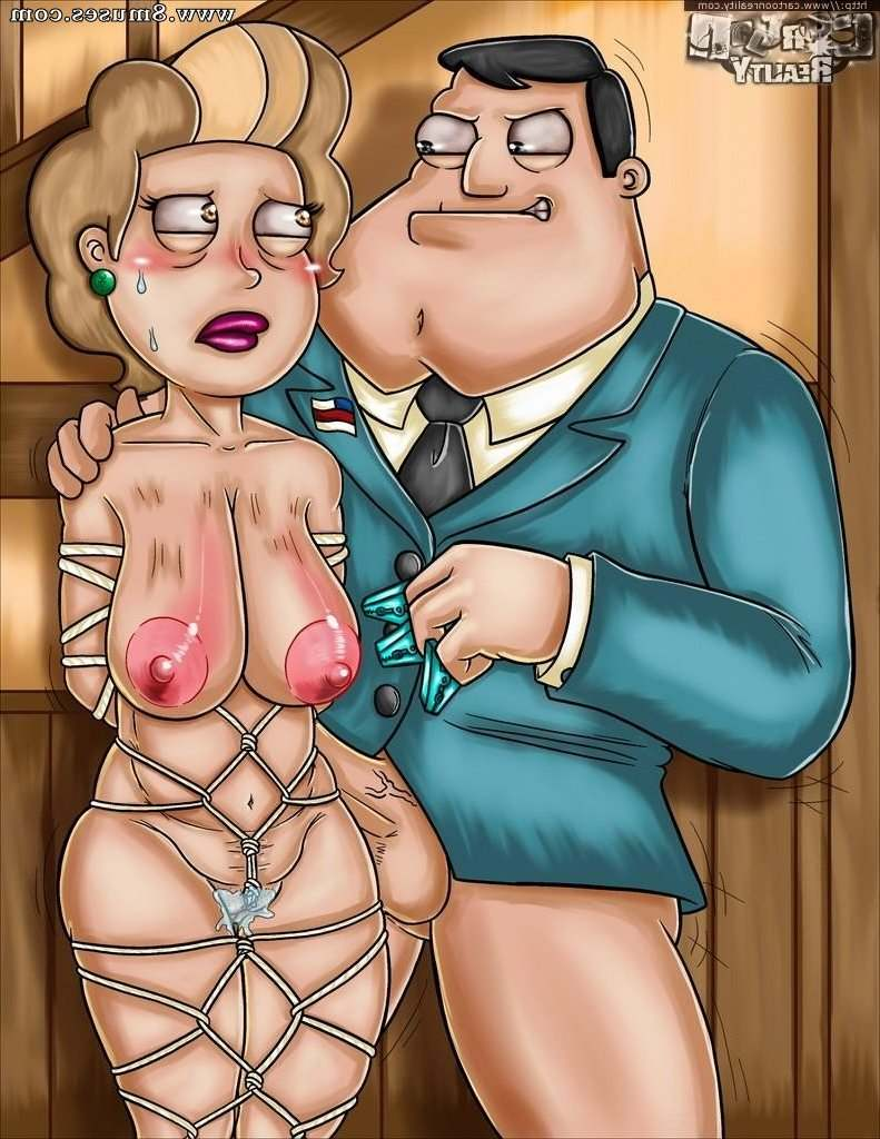 American cartoon porn