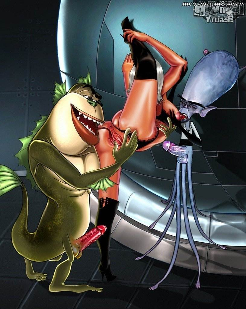 Monsters vs aliens hentai pictures