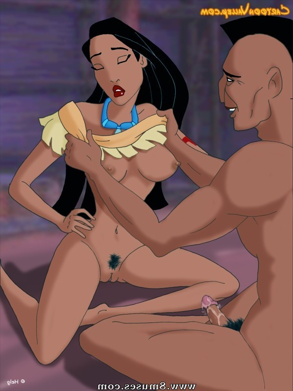 Cartoon-Valley/Pocahontas-and-her-father-Chief-Powhatan Pocahontas_and_her_father_Chief_Powhatan__8muses_-_Sex_and_Porn_Comics.jpg