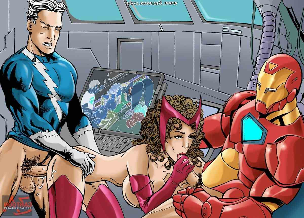 Iron Man Armored Adventure Pepper Potts Porn