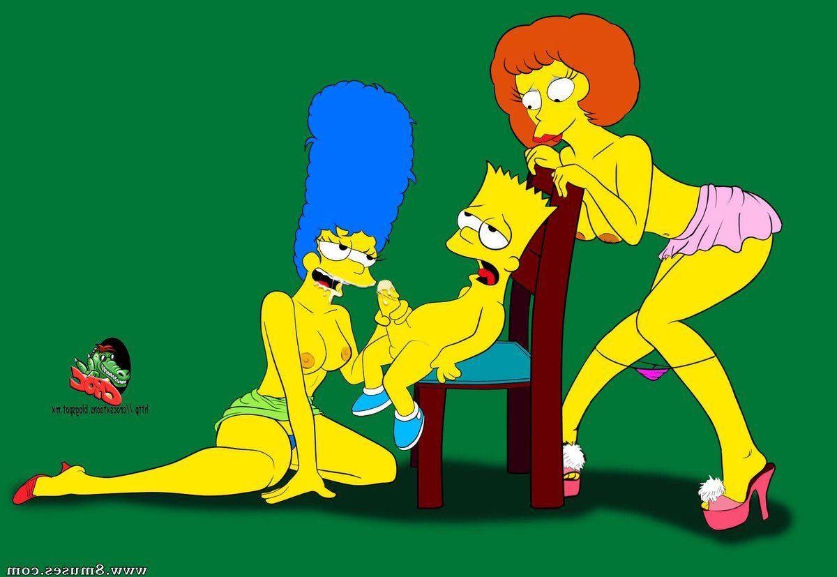 Simpsons hentai gina