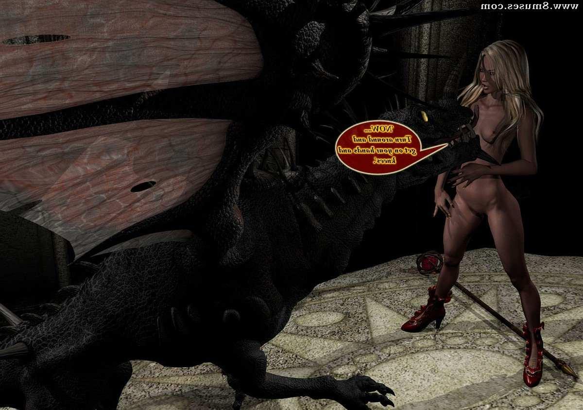Monstrous Tales – Dragons Desire