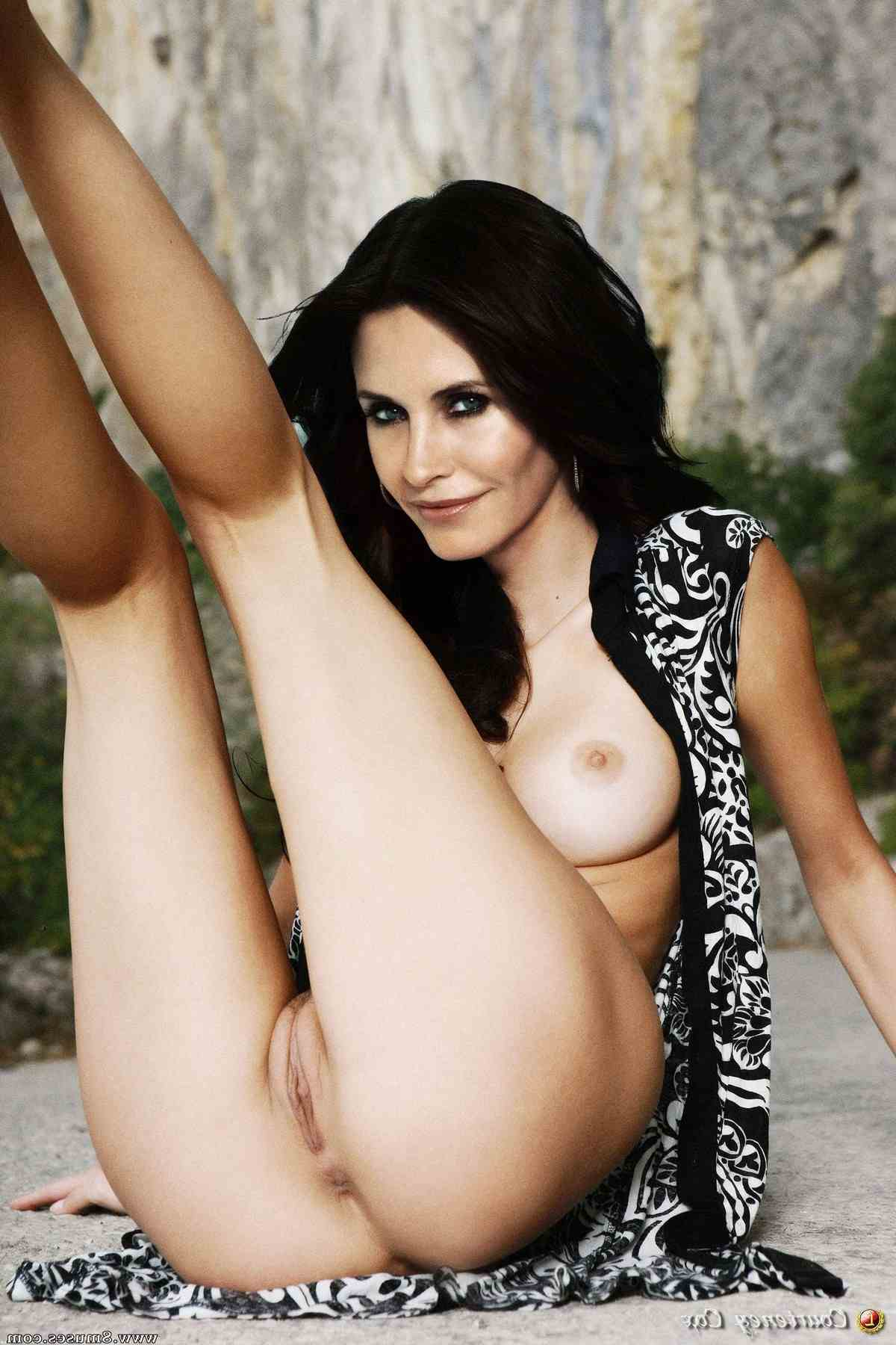 Hd porn courteney cox