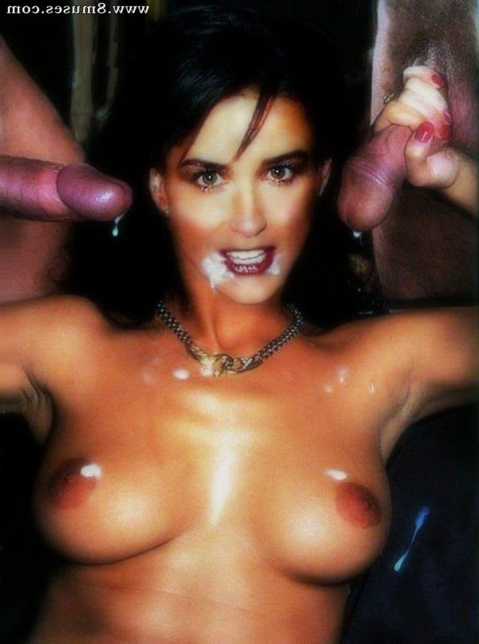Demi Moore Fake Pussy Squirting Pictures