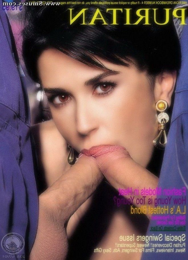 Demi Moore Teen Picture