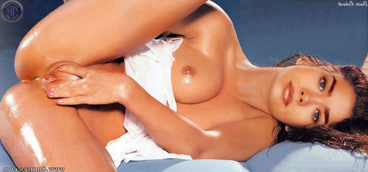 Nude Denise Richards In Playboy