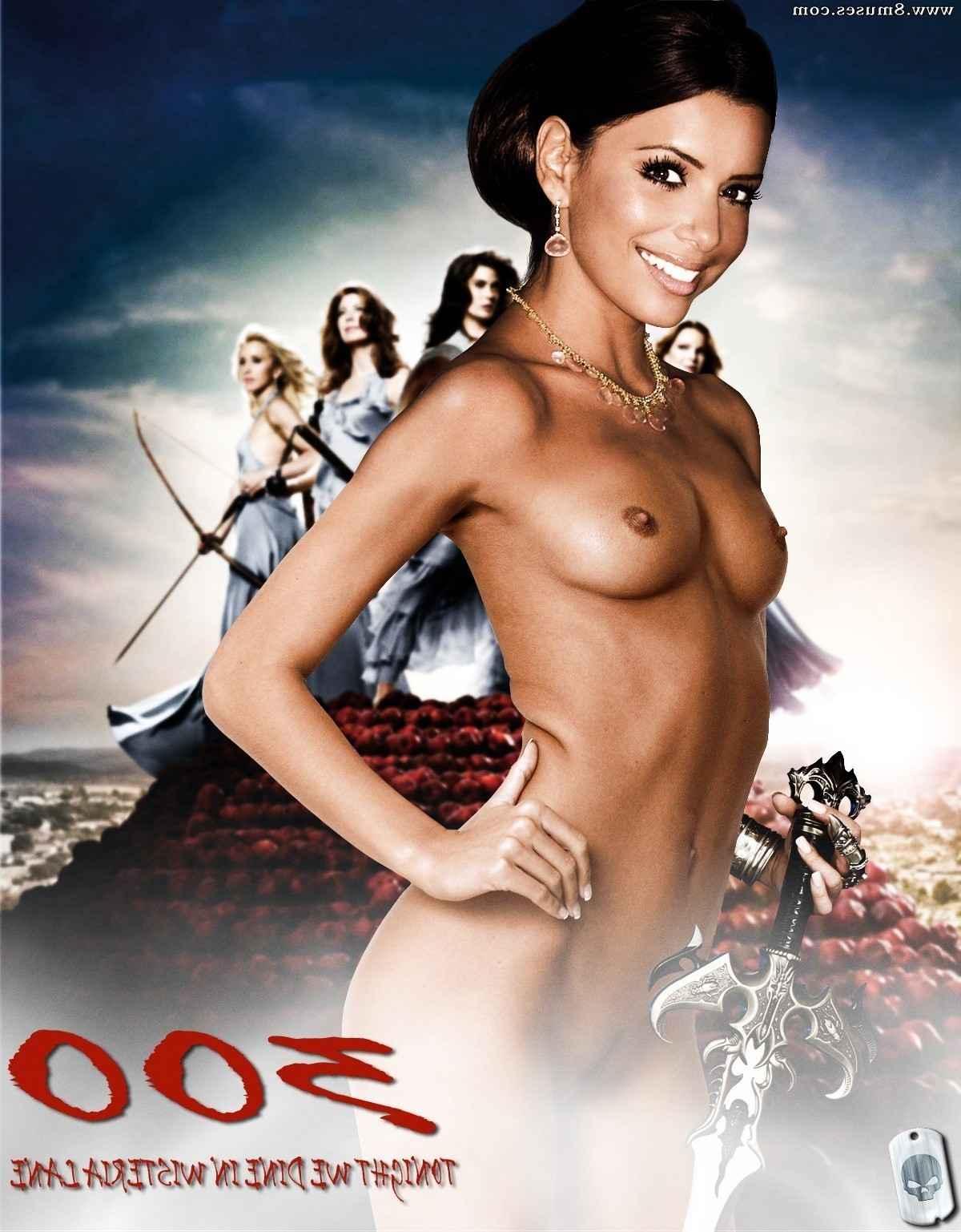 Eva Longoria Nude Tits