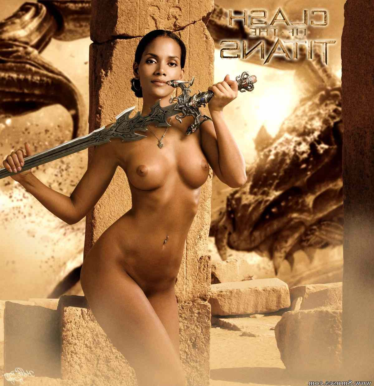 Halle Berry Nude Photos