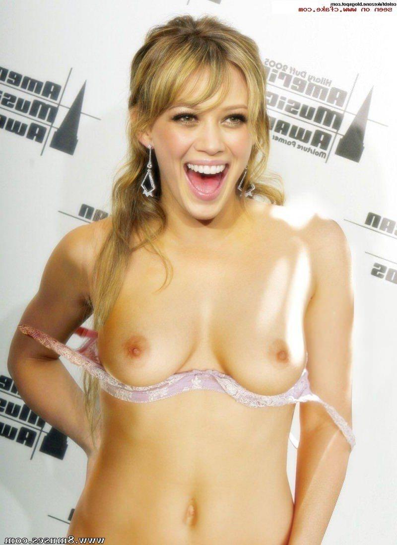 Hilary Duff Naked Porn