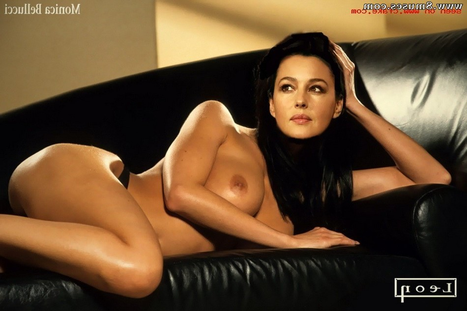 Gorgoeus celebrity monica bellucci poses nude and uncensored