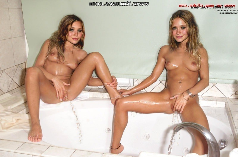 Olsen twins real naked pics