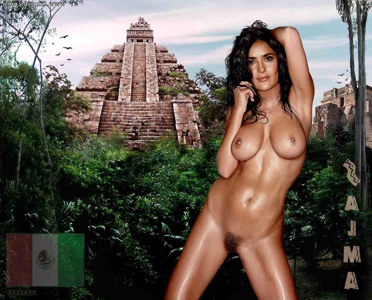 Salma hayek naked in desperado