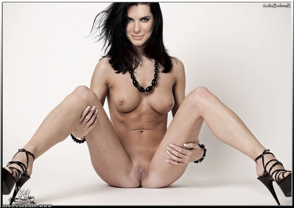 Sandra Bullock Naked Fake Tape