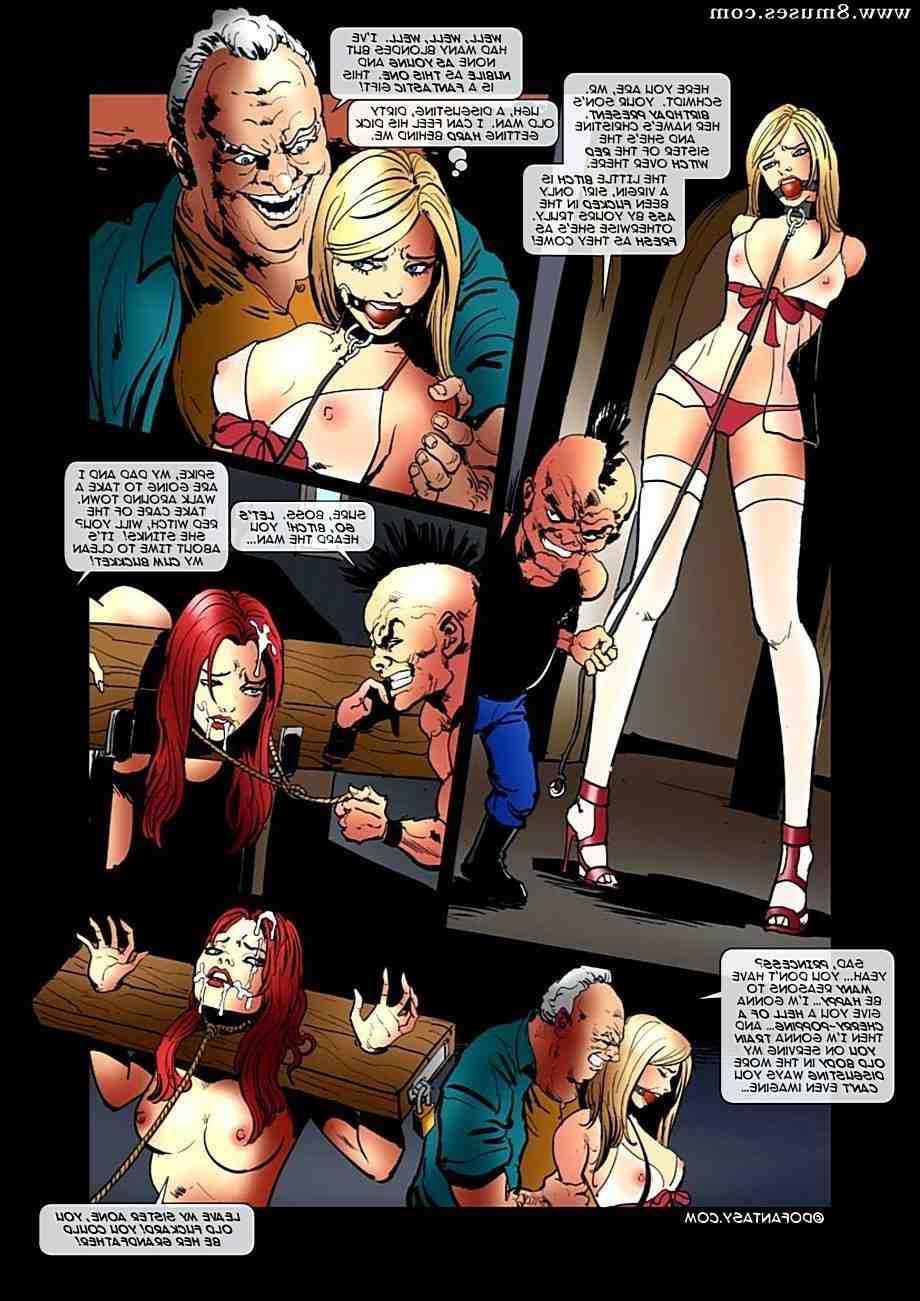 Wars sex comics