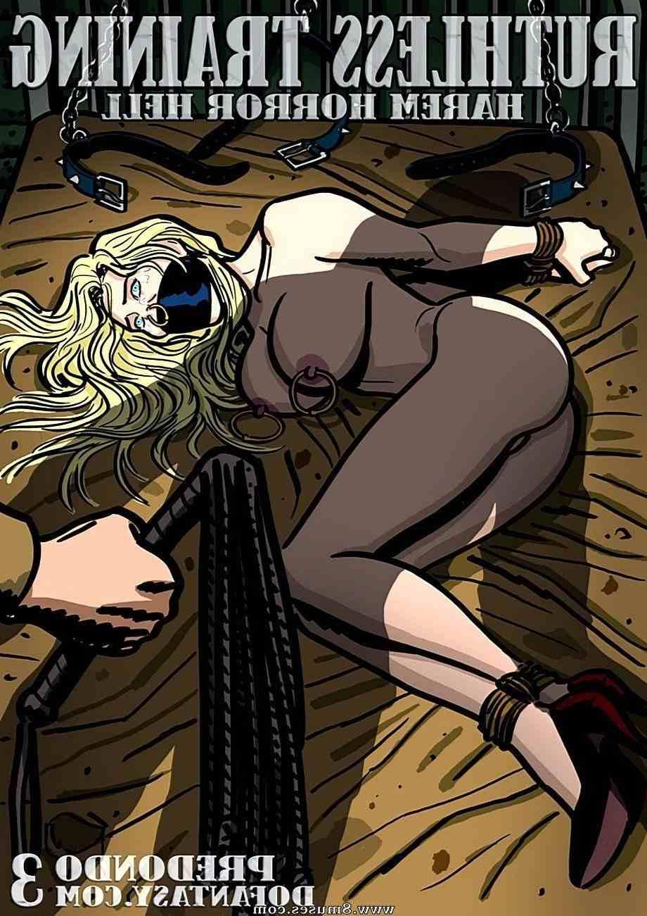 Fansadox 310 – Predondo – Harem Horror Hell 3 – Ruthless Training