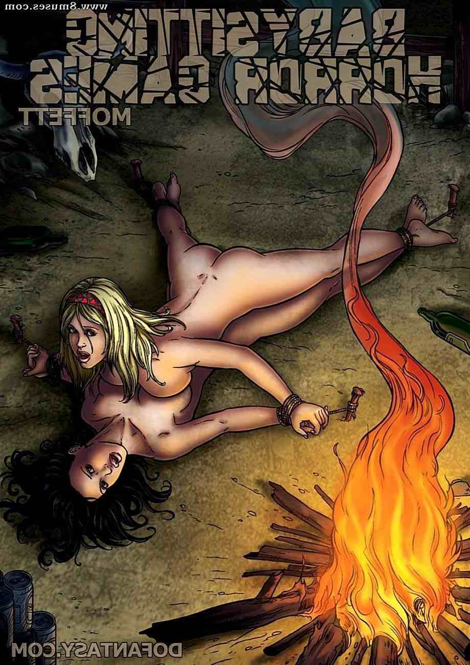 Fansadox 322 – Moffett – Babysitting Horror Games | Sex Comics