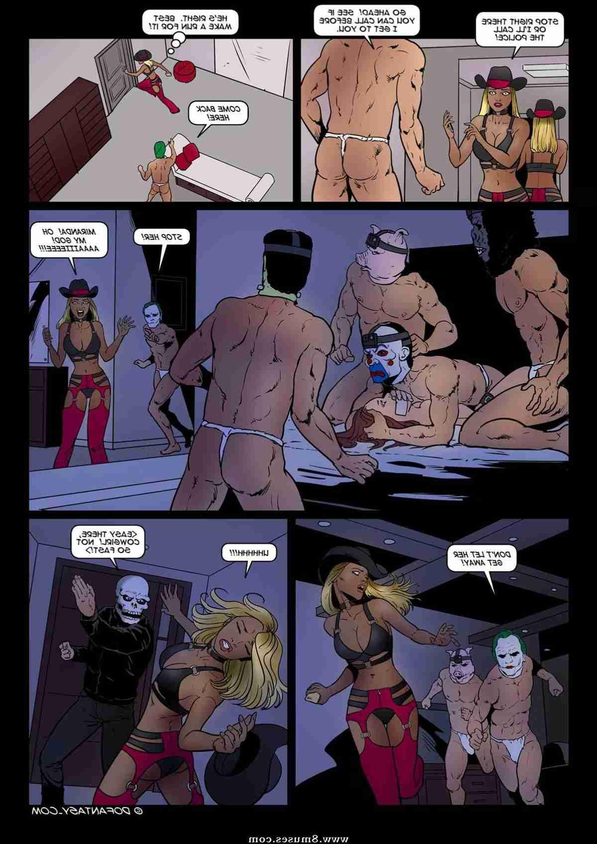 fansadox tourist trap fernando sex comics