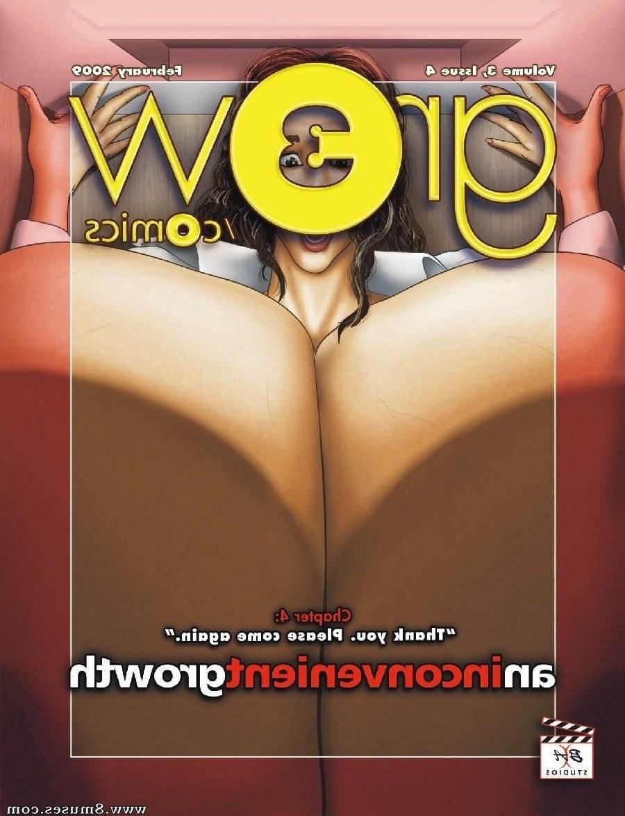 Grow Comics Issue 4