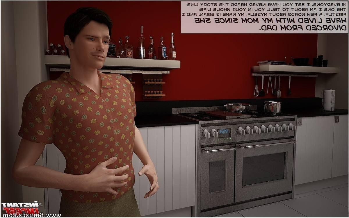 Screwing momma on the kitchen floor
