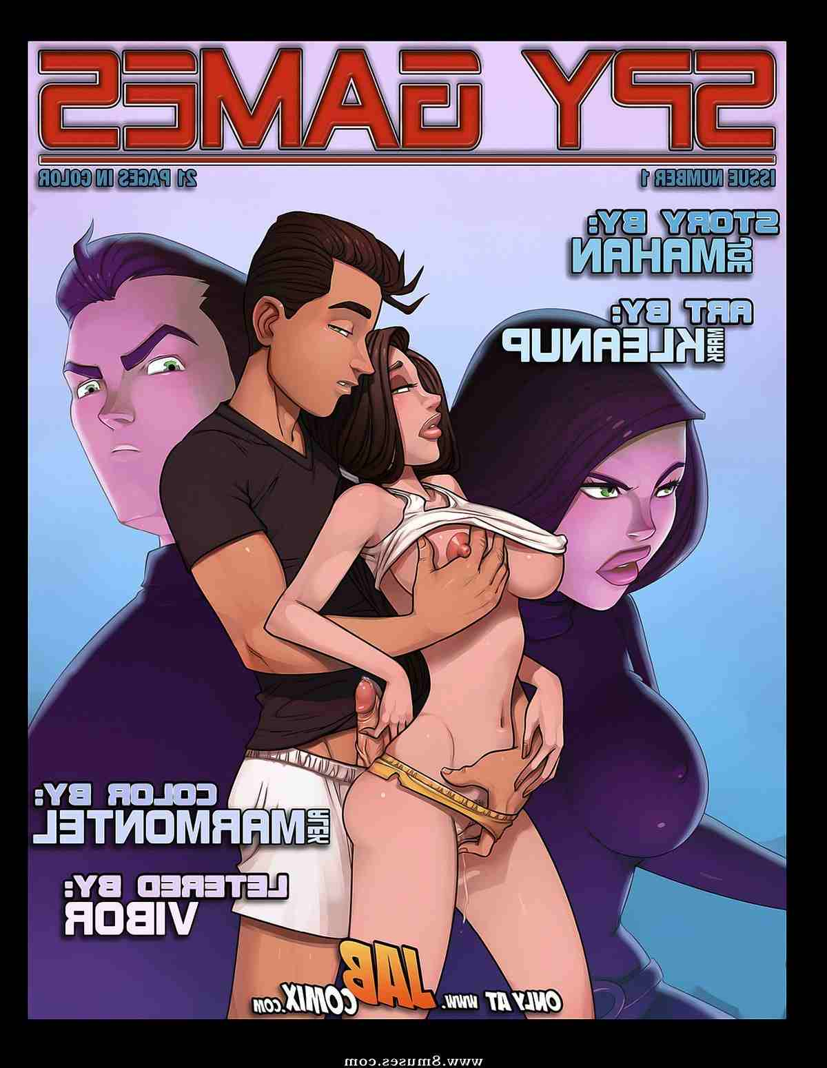 Xxx comic and game