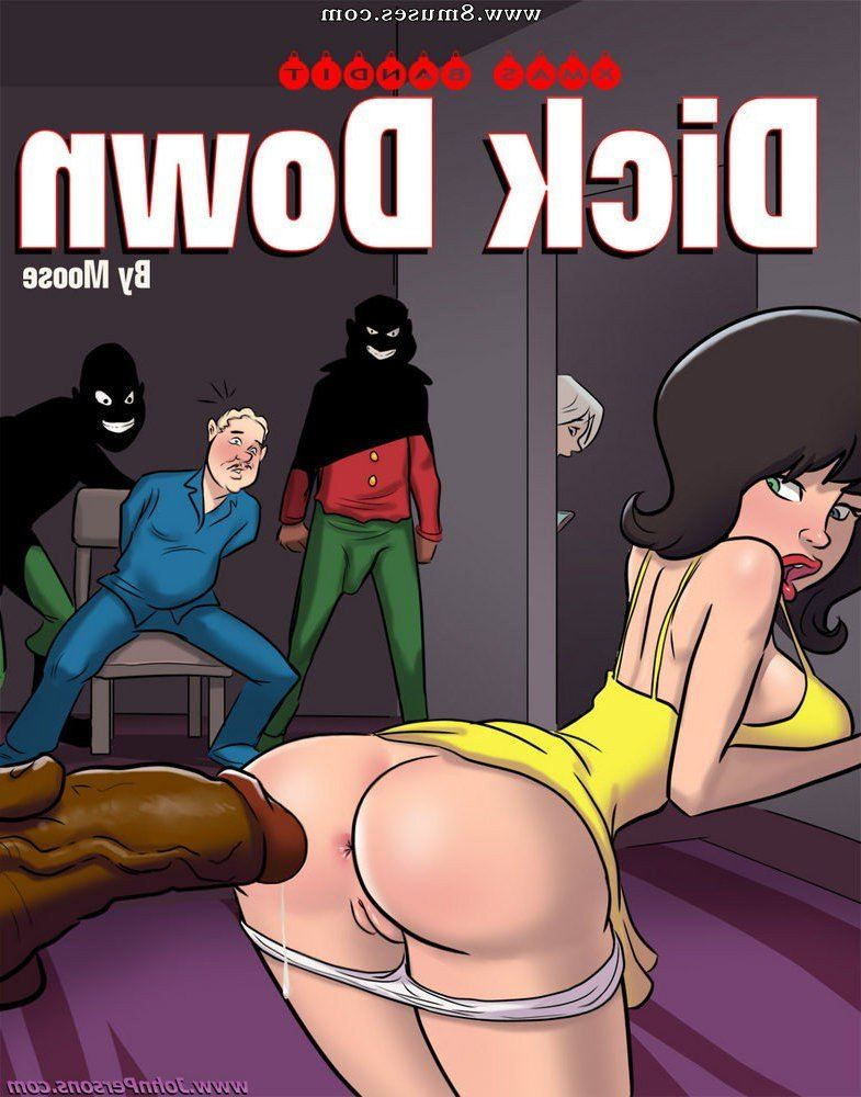 Xmas Bandit – Dick Down