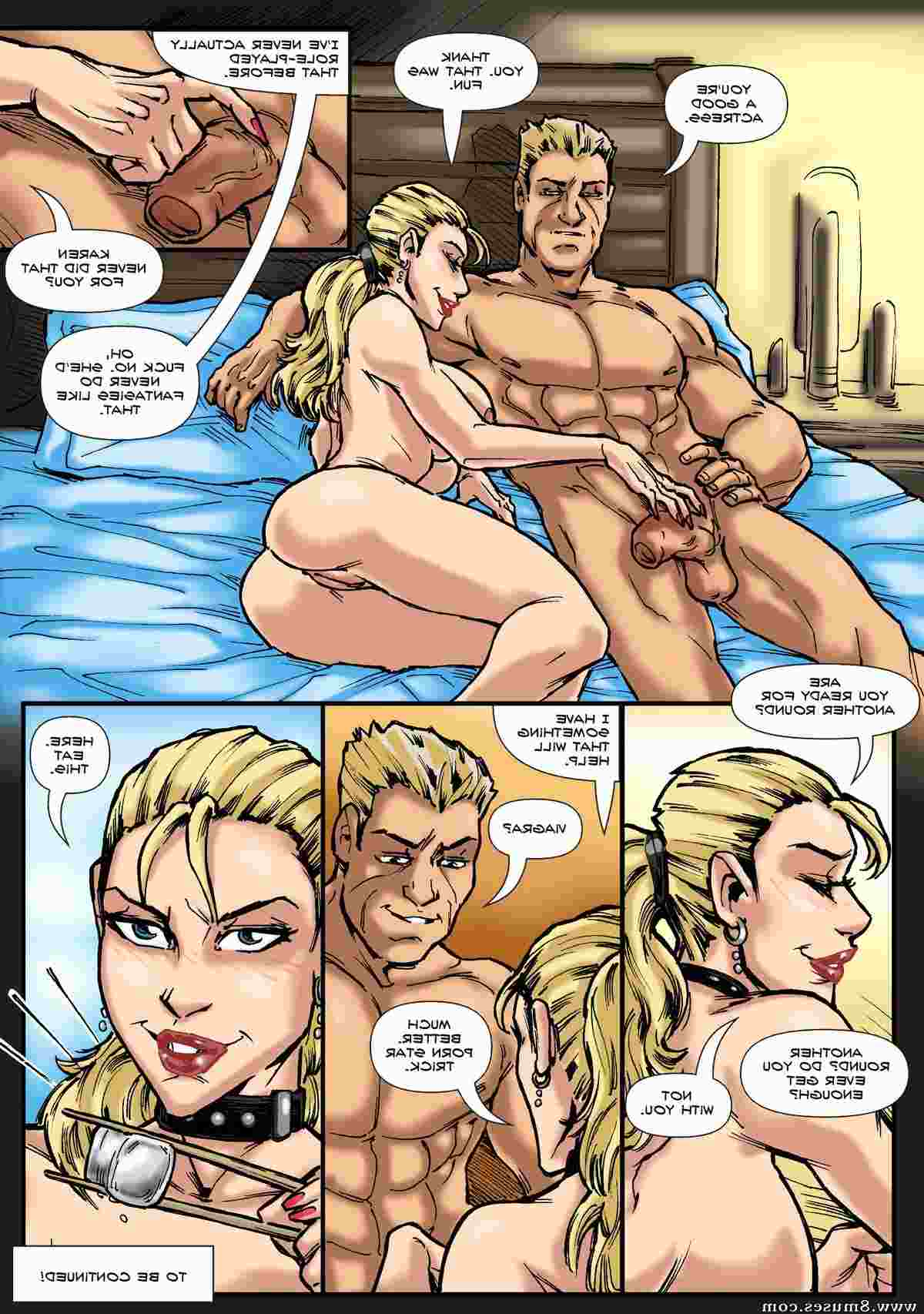 Lost Weekend Issue 2 | Sex Comics