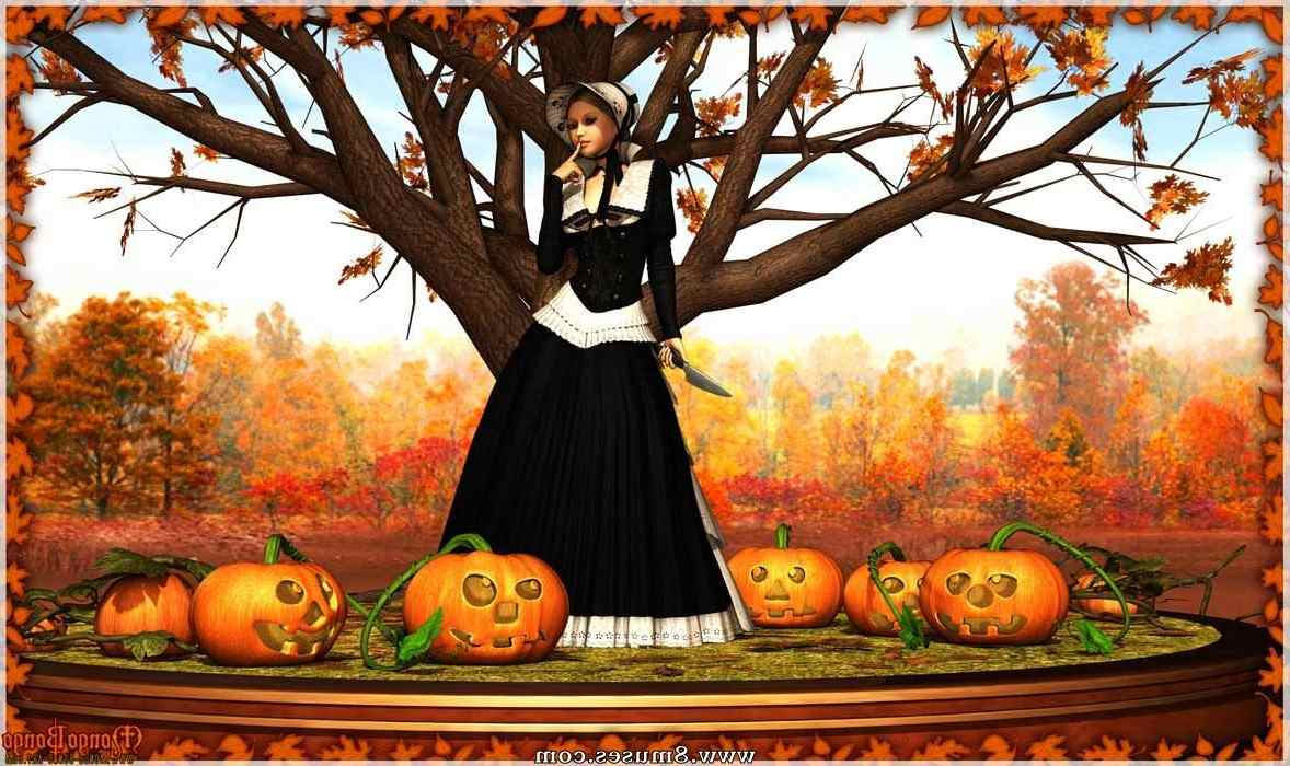 Autumn Jack Porn thanksgiving – pumpkin pie | sex comics