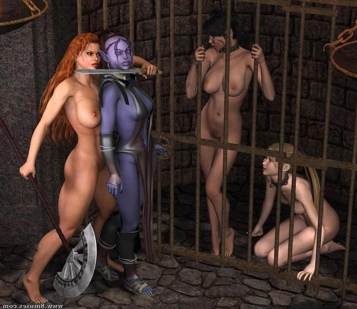 Lesbian witch jelena jensen uses voodoo