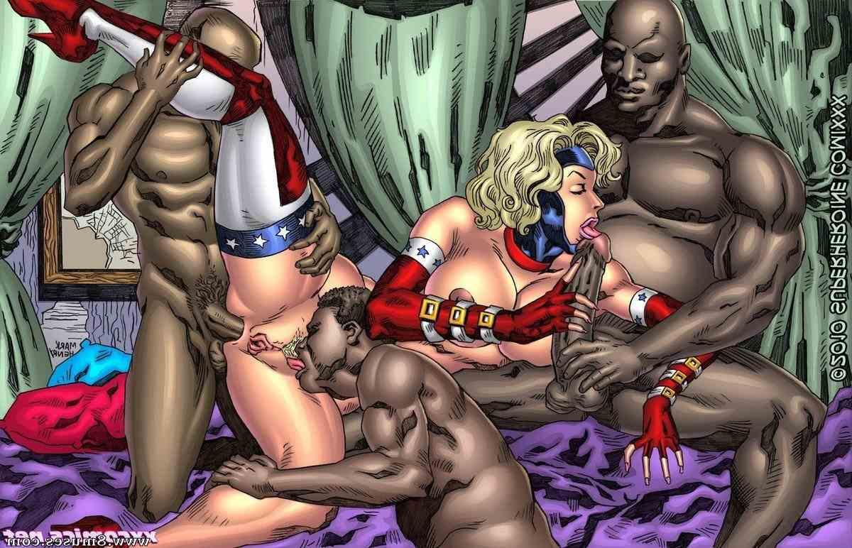 Superheroine Cunt Bust Pics