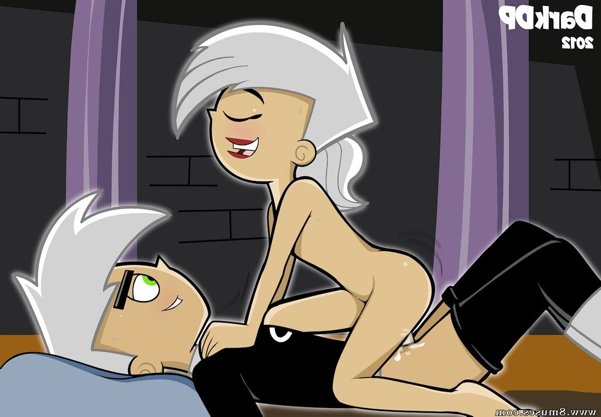 Danny Phantom Danny And Sam