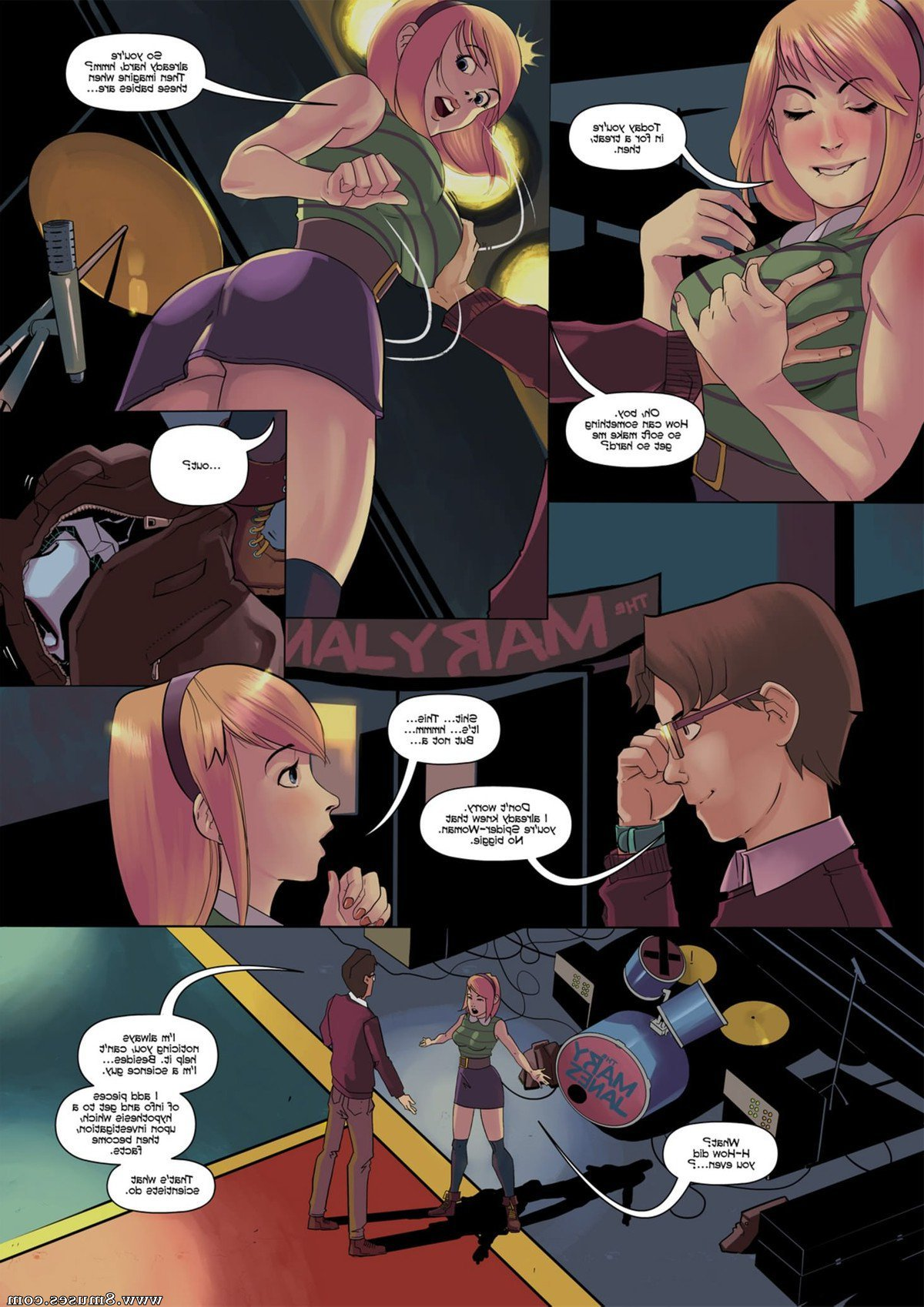 Tracy-Scops-Comics/SpiderGwen/Issue-1 SpiderGwen_-_Issue_1_5.jpg