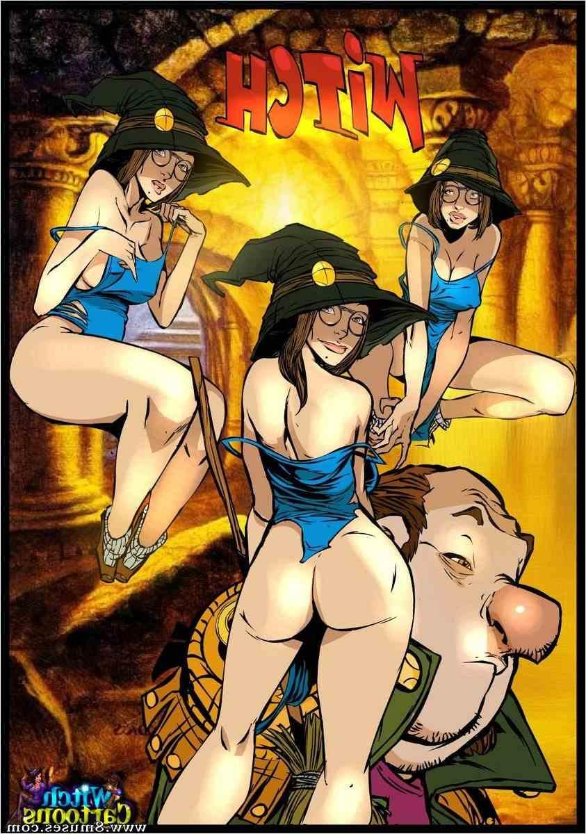 cartoon porn comics Witch