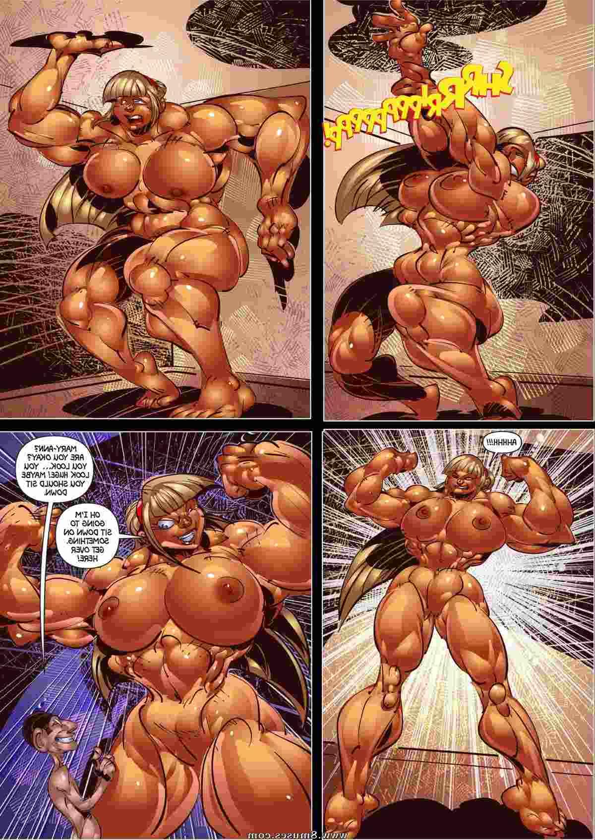 Female Muscle Growth Hemtai