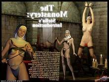 The Monastery – Issue 2 – Stellas Introduction