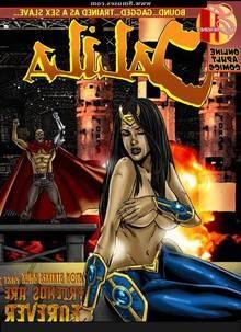 Jalila – Aton Strikes Back – Issue 2