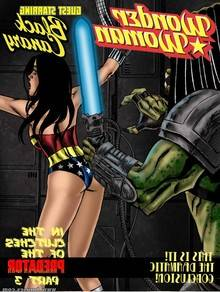 Wonder Woman vs Predator – Issue 3