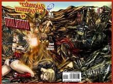 Wonder Woman vs Warlord
