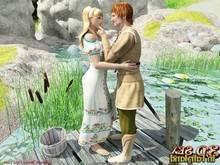 3D Sex In Fairyland