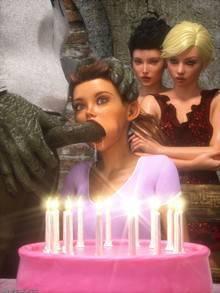 Thief Ezri – Blow My Candle