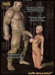 Tihanna Loves Orcs – Part.2
