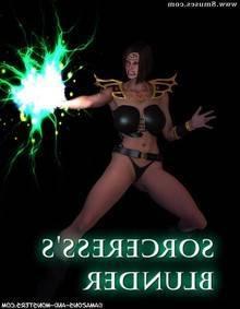 Sorceresss Blunder